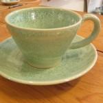 Cup & Saucer (GG)