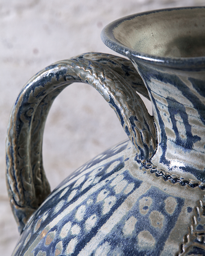 Large Jug (detail), Paul Tebble