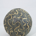 Golded Vase