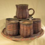 Jug and Cup Set